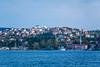 A coastal village and settlement on the Bosphorus near Istanbul, Turkey.