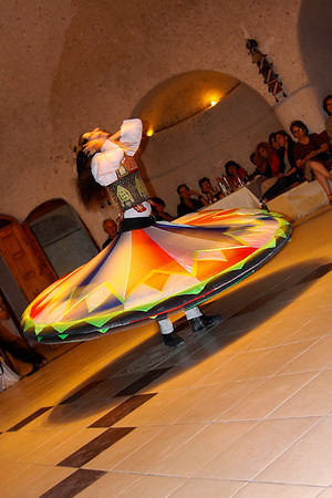 Cappadocia Folk Dancer