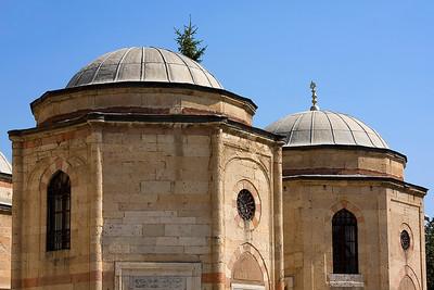 Mevlana Museum in Konya