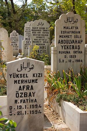 Konya Cemetery