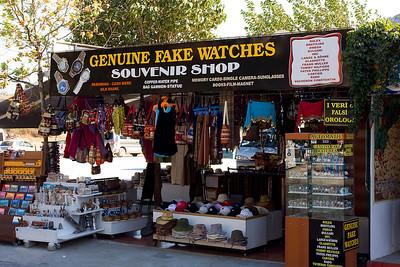 Cappadocia Souvenir Shop