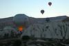 Rising, Cappadocia, Turkey
