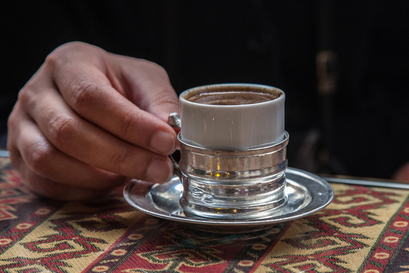 Turkish coffee, Gaziantep, Turkey