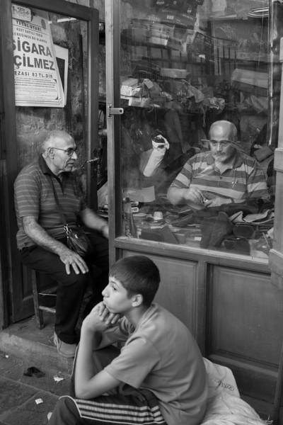 Boredom, Market, Gaziantep, Turkey