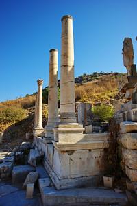Monument to Memmius Erected in the 1st Century in honor of Memmius,the grandson of the dictator Sulla