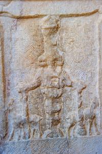 Relief of Artemus (Diana)