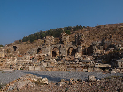 Ephesus in Turkey. Photo: Martin Bager.