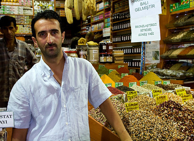 Istanbul (Spice Market)