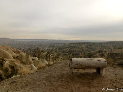 Goreme Fairy Chimneys, Cappadocia