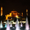 Fountain in front of Aya Sofya / Hagia Sophia