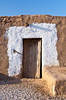 A small doorway to a home in Harran, Turkey, Asia Minor.