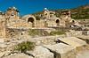 The Martyrium of St. Phillip at Hierapolis, Turkey, Eurasia.
