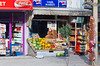 A street market shop in Isparta, Turkey, Eurasia.