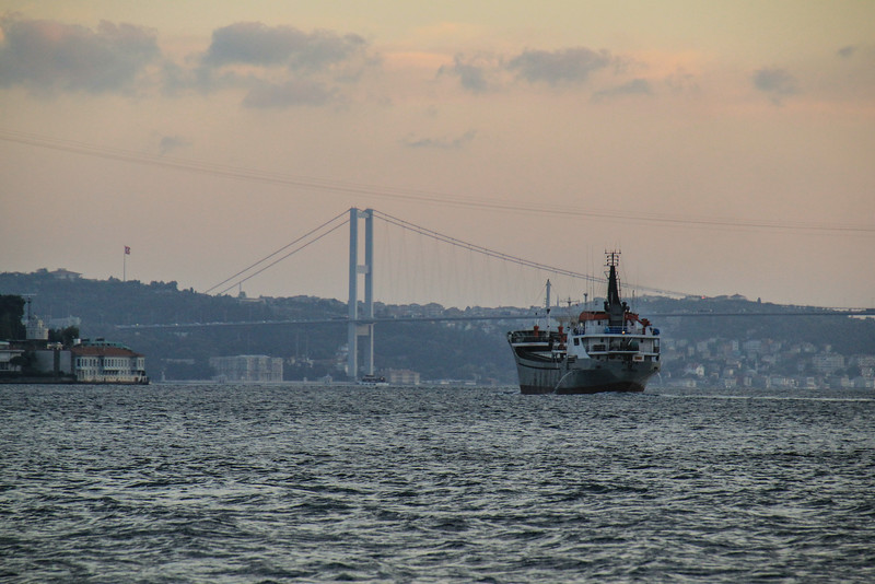 First Evening on the Bosphorus