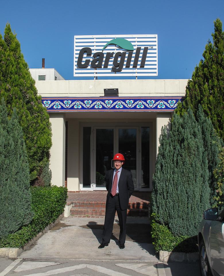 Cargill Plant Visit