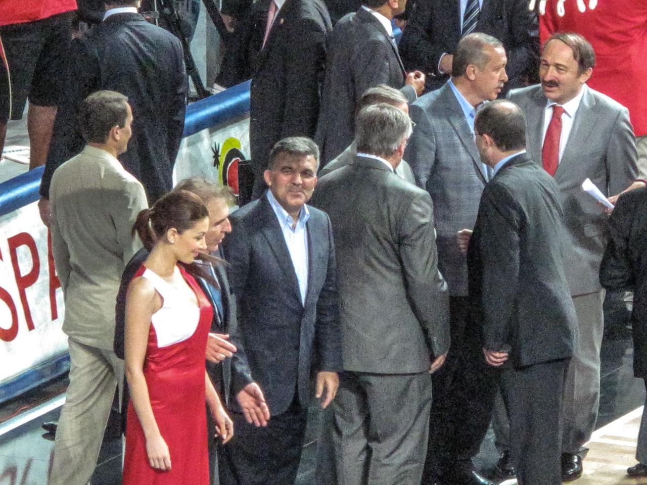 President Gül & PM Erdoğan
