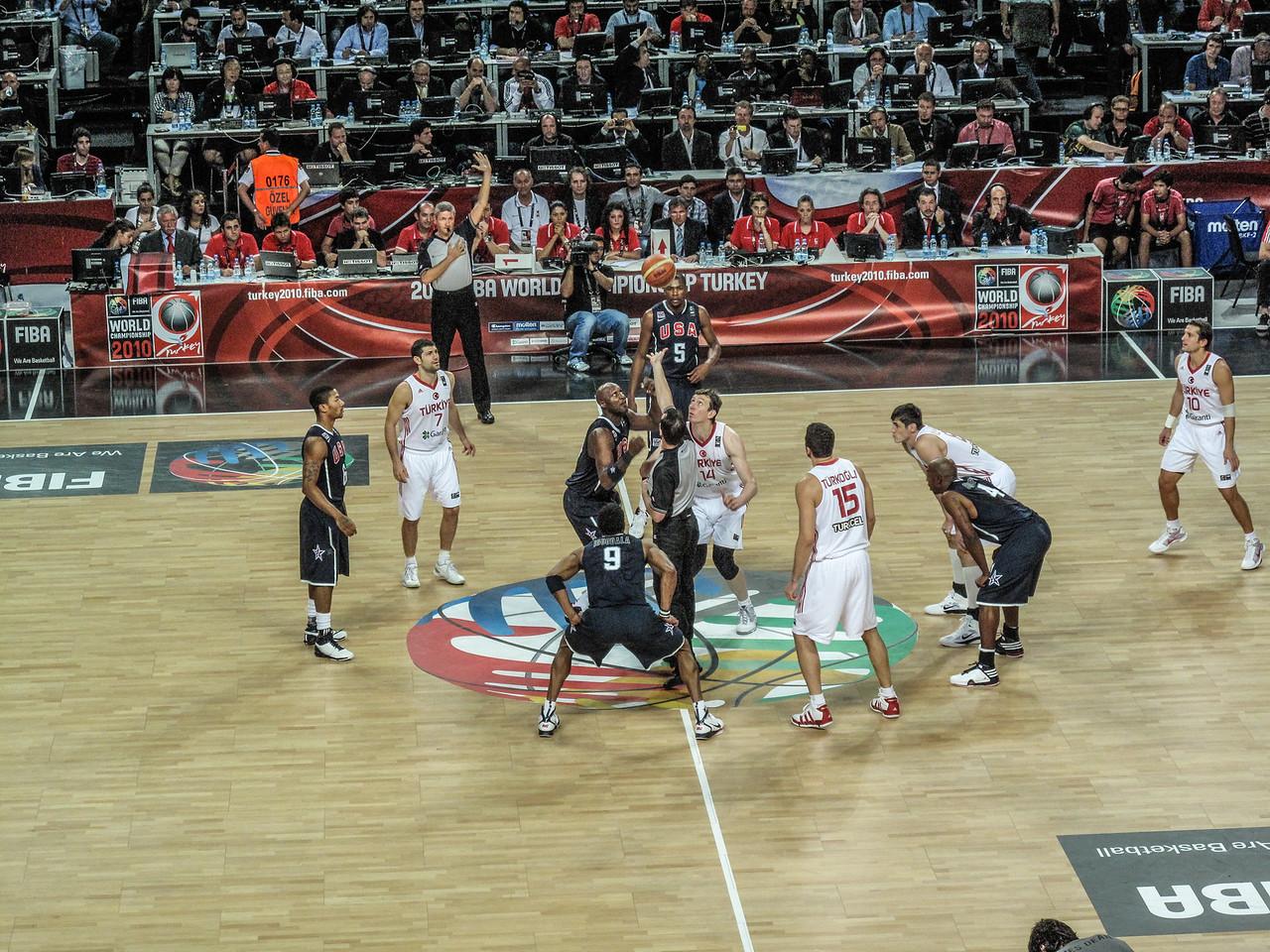 2010 FIBA Basketball Championship