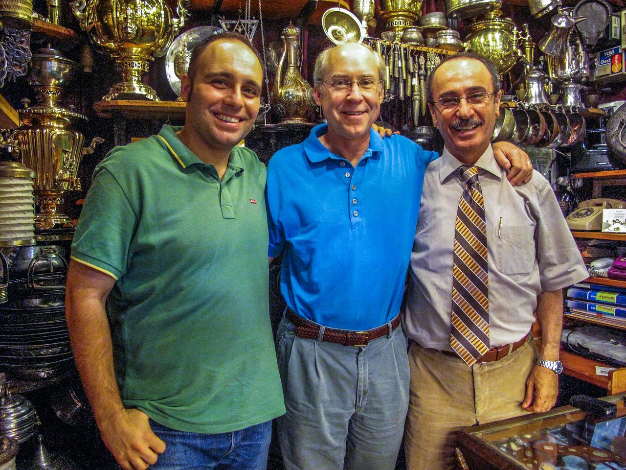 Sayat and Murat Bilir