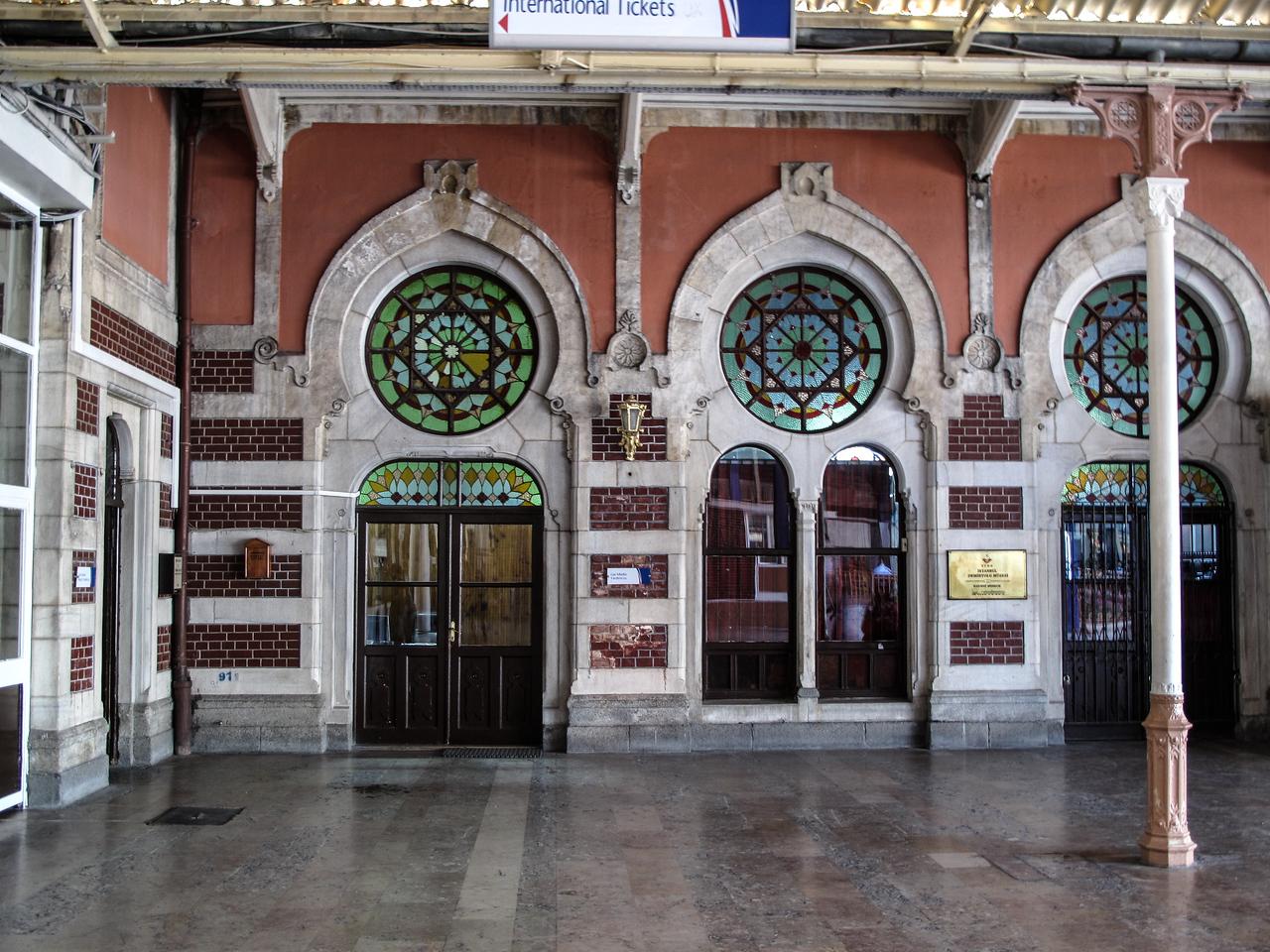 Sirkeci Train Station (1890)