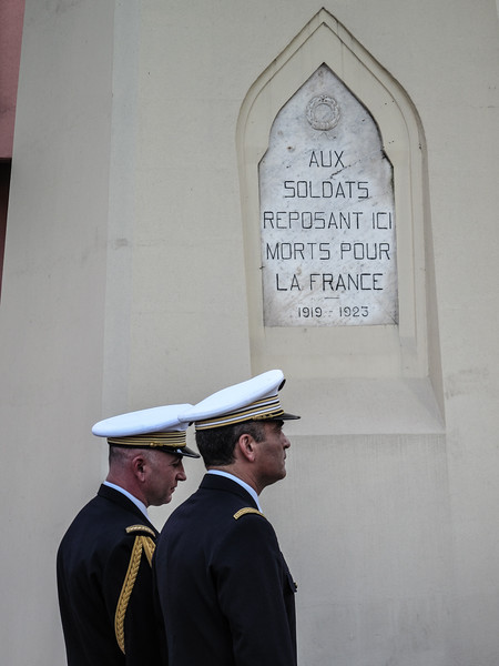 French WWI Commemorative Cemetary
