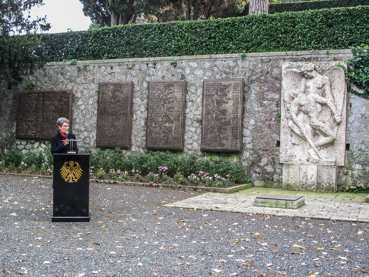 Consul General Brita Wagener