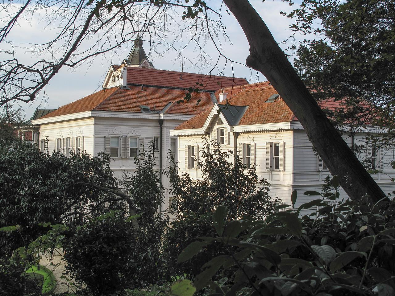 German's Bosphorus Summer Residence