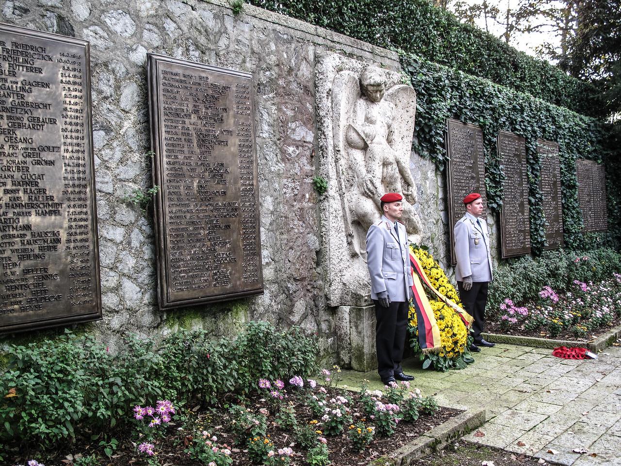 Germany's Armistice Day Commemoration