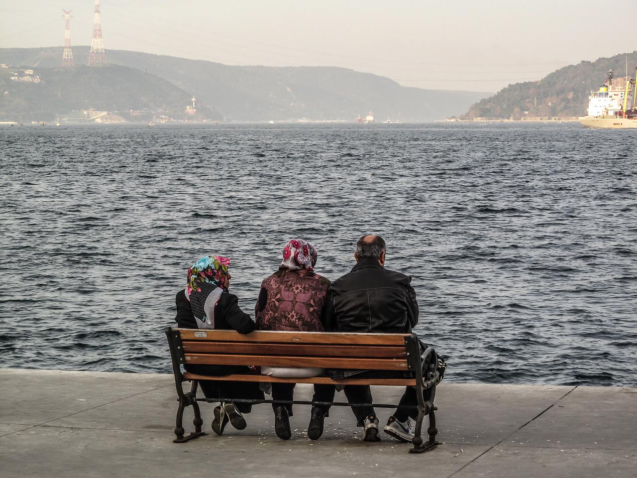 November on the Bosphorus