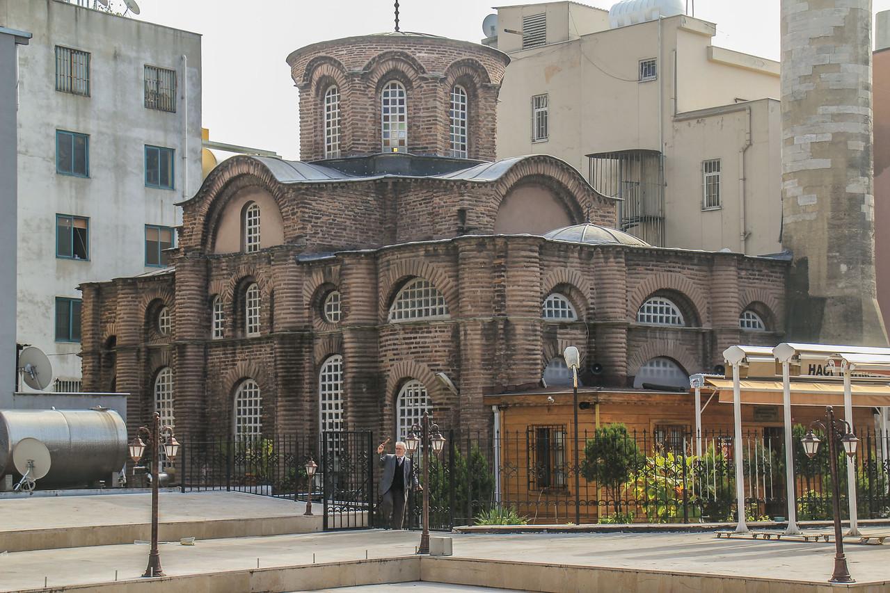 Bodrum Camii (10 C)