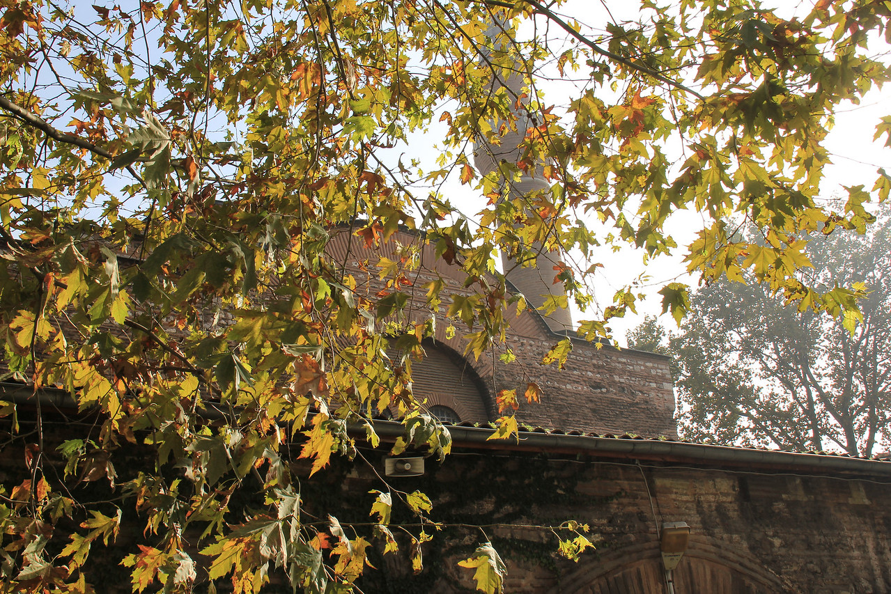 Kalenderhane Camii (12 C)