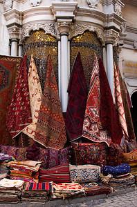 Istanbul Carpet/Kilim Merchant