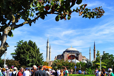 Haghia Sophia Museum (Mosque - Cathedral)