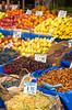 A street fruit and vegetable market in Izmir, Turkey, Eurasia.
