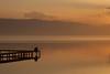 On the pier, Lake Iznik, Iznik, Turkey