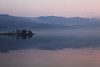 Foggy end of day, Lake Iznik