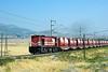 Train transportation in rural Turkey, Eurasia.