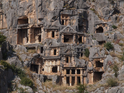 Myra, Turkey. Photo: Martin Bager.