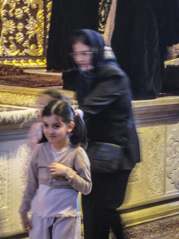 Easter Service at Armenian Patriarchal Church (Kumkapı)