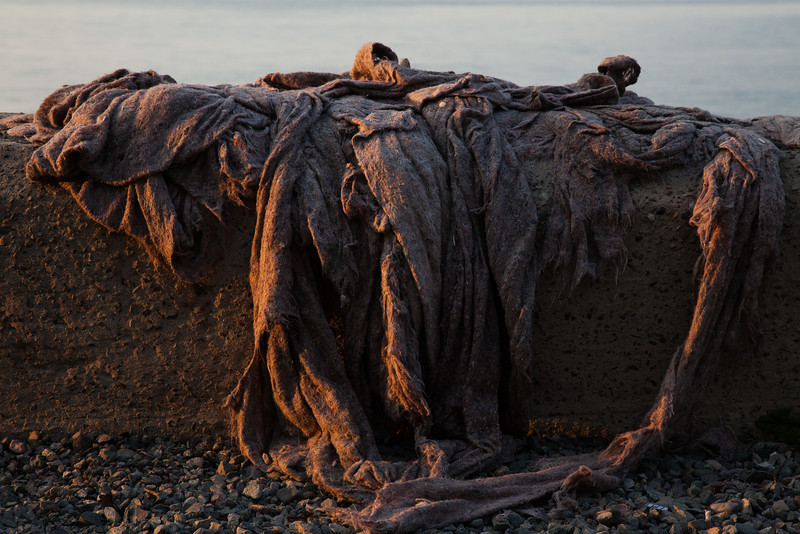 Sculptured nets, Rize, Turkey