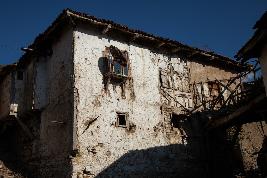 House, Sansarak, Iznik, Turkey