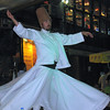 Whirling Dervish - Antara Bazaar - Masale Restaurant & Cafe - Istanbul, Turkey