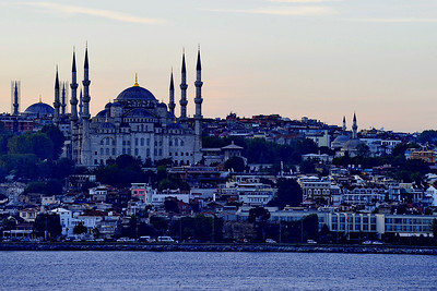 Istanbul_Blue-mosque-twilight_D3S5847