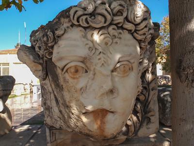 Aphrodisias Archeological Site. Photo: Martin Bager.