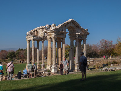 Aphrodisias Archeological Site. Photo: Martin Bager.