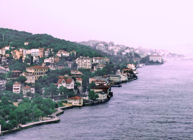 Bosporus Shoreline