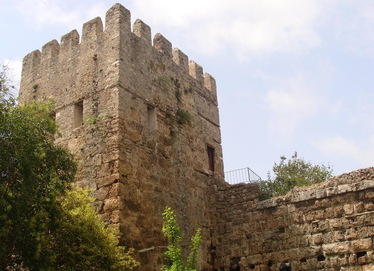 Hadrian's Gate Tower