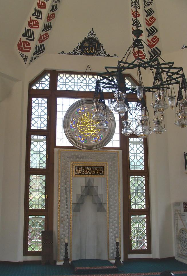 Garden of Tolerance Mosque Interior