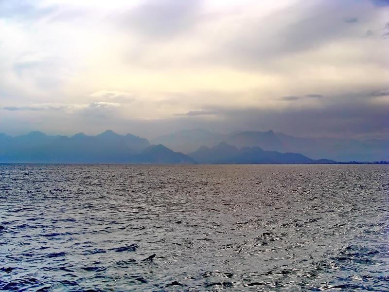 Sea of Mamara