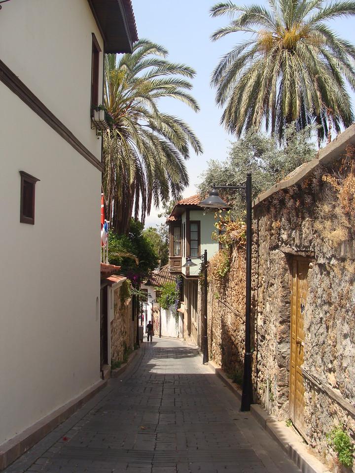 Old Antalya Street
