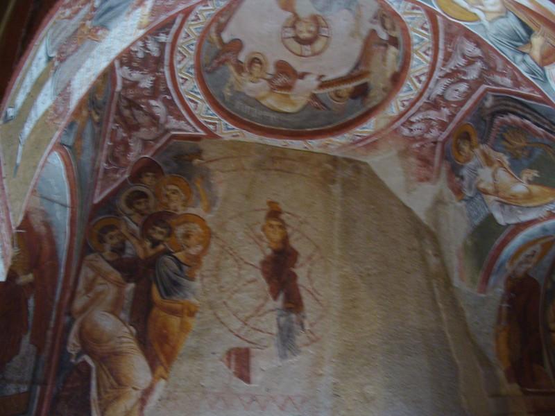 Byzantine Frescoes 8